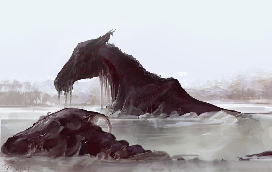 frozenhorse