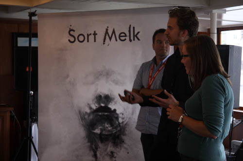 Black Milk presentation at Haugesund International Filmfestival
